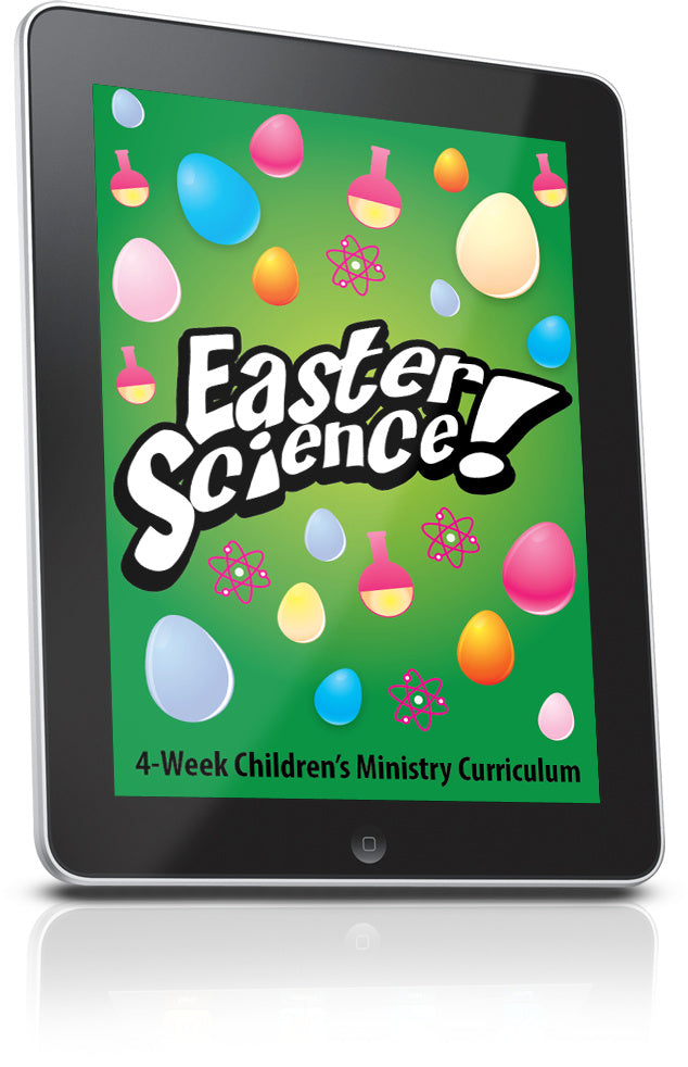 FREE Easter Science Children's Ministry Lesson
