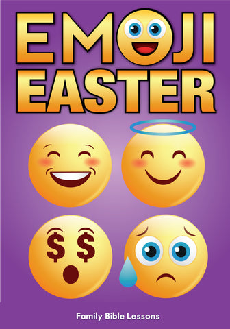 Emoji Easter Family Bible Lessons