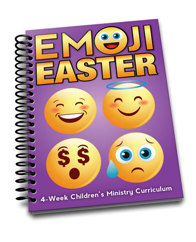 Emoji Easter Program
