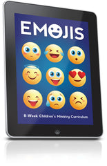 FREE Emojis Children's Ministry Lesson