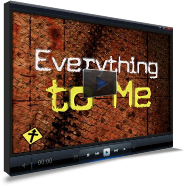 Everything To Me Worship Video