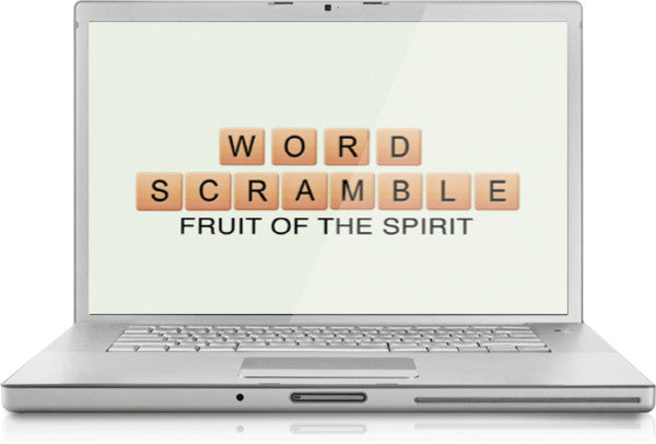 Fruit of the Spirit PowerPoint Game