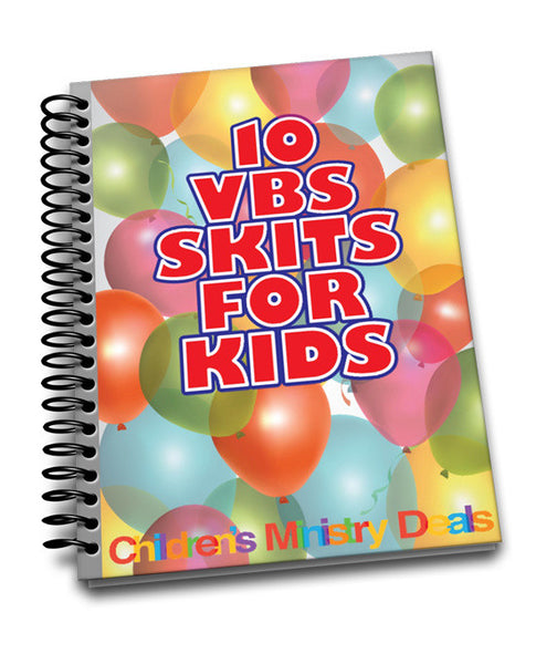 Free Vbs Skits For Kids Children S Ministry Deals