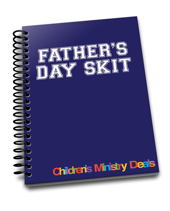 FREE Father's Day Skit – Children's Ministry Deals
