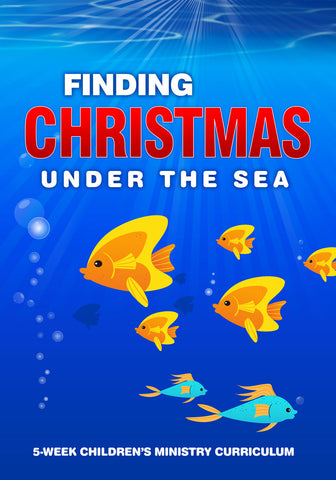 Finding Christmas 5-Week Children's Ministry Christmas Curriculum