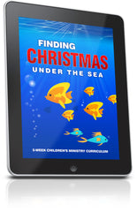 Free Finding Christmas Children's Ministry Lesson