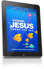 FREE Finding Jesus Children's Ministry Lesson