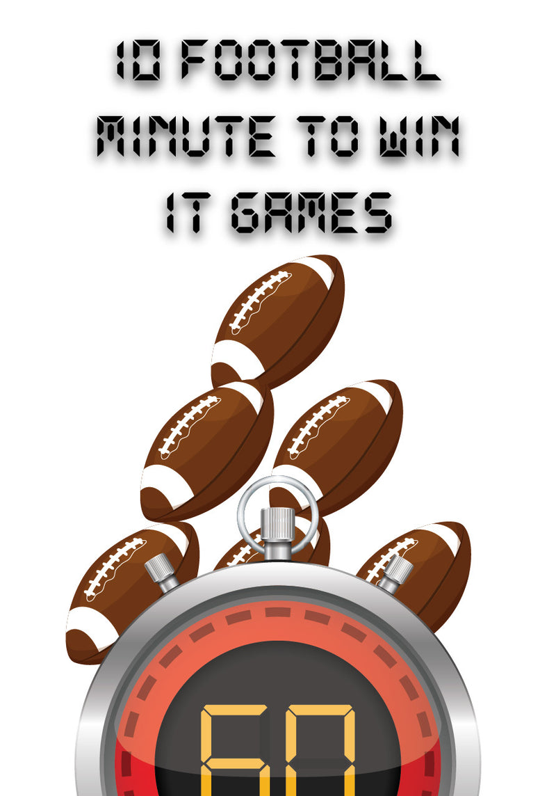 Free Football Minute to Win It Games