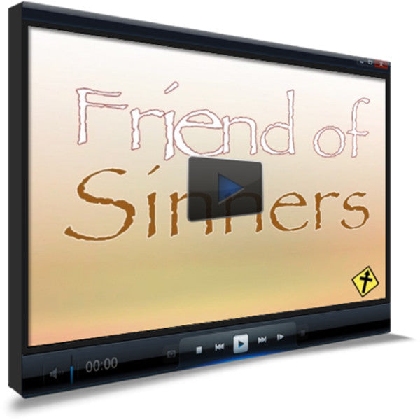 Friend of Sinners Children's Ministry Worship Video