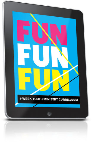 FREE Fun Youth Ministry Lesson