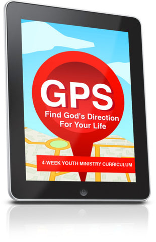 FREE GPS Youth Ministry Lesson