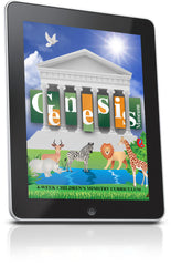 FREE Genesis Museum Children's Ministry Lesson