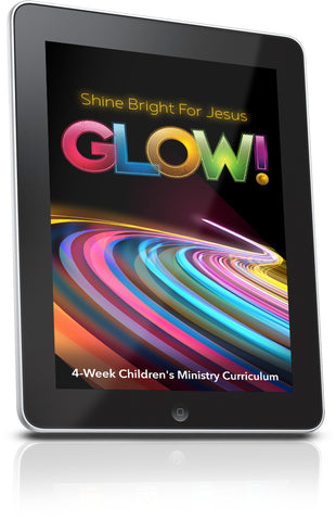 FREE Glow! Sunday School Lesson