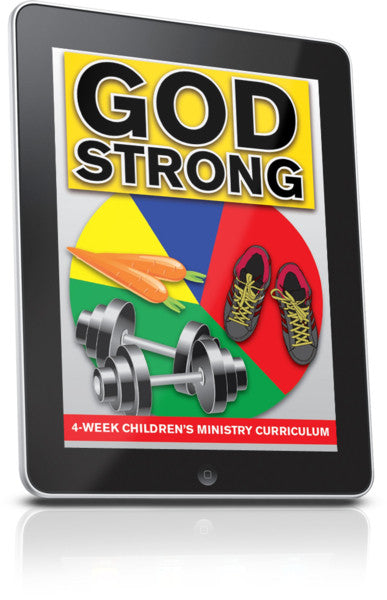 God Strong Lesson 1