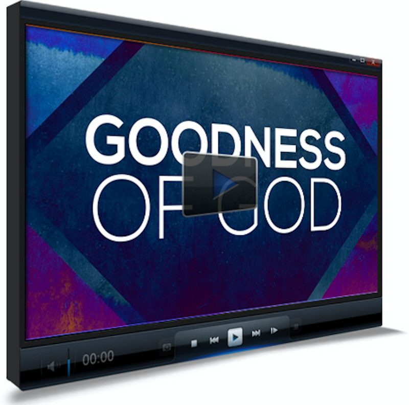 Goodness of God Worship Video for Kids