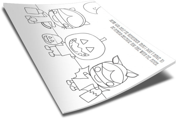 Halloween Coloring Pages for Kids