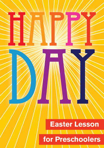 Easter Preschool Ministry Lesson