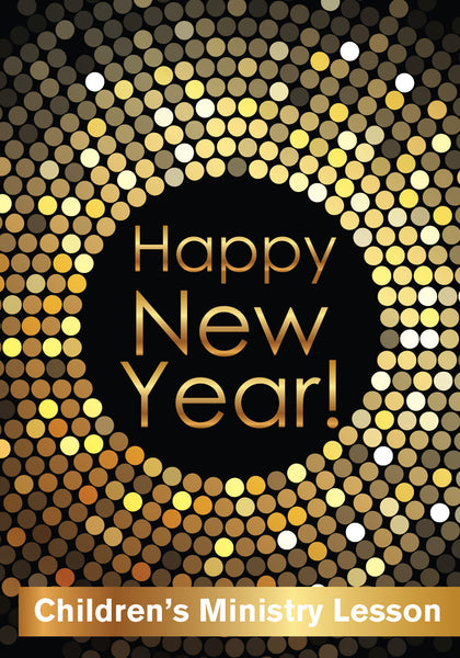 Happy New Year S Lesson Children S Ministry Deals