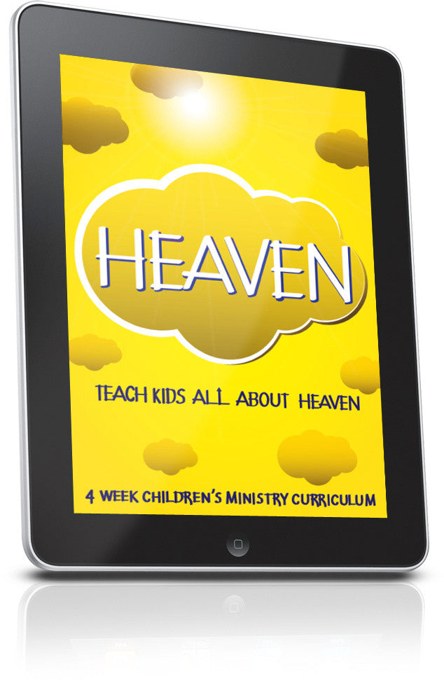 FREE Heaven Children's Ministry Lesson