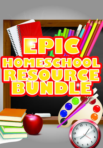 Epic Homeschool Resource Bundle