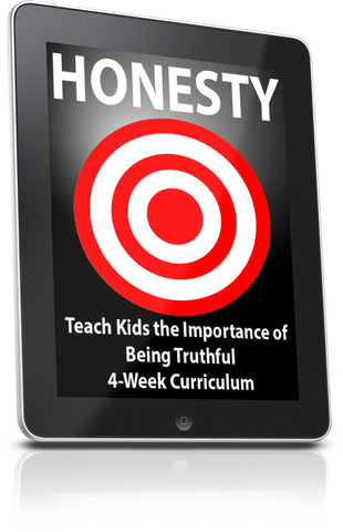 FREE Honesty Children's Ministry Lesson