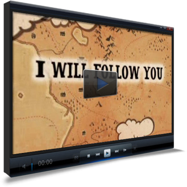 I Will Follow You Children's Ministry Worship Video