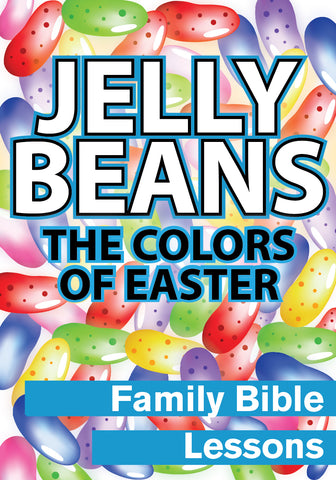 Jelly Beans Family Bible Lessons