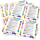 Free Jelly Bean Gospel Cards