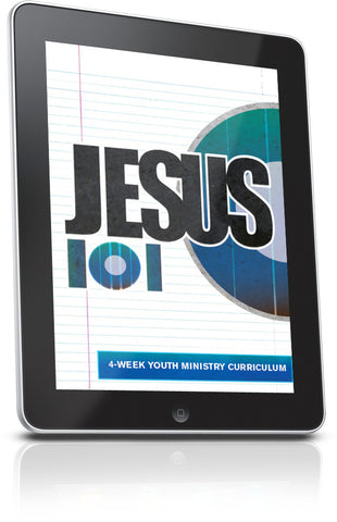 FREE Jesus 101 Youth Ministry Lesson