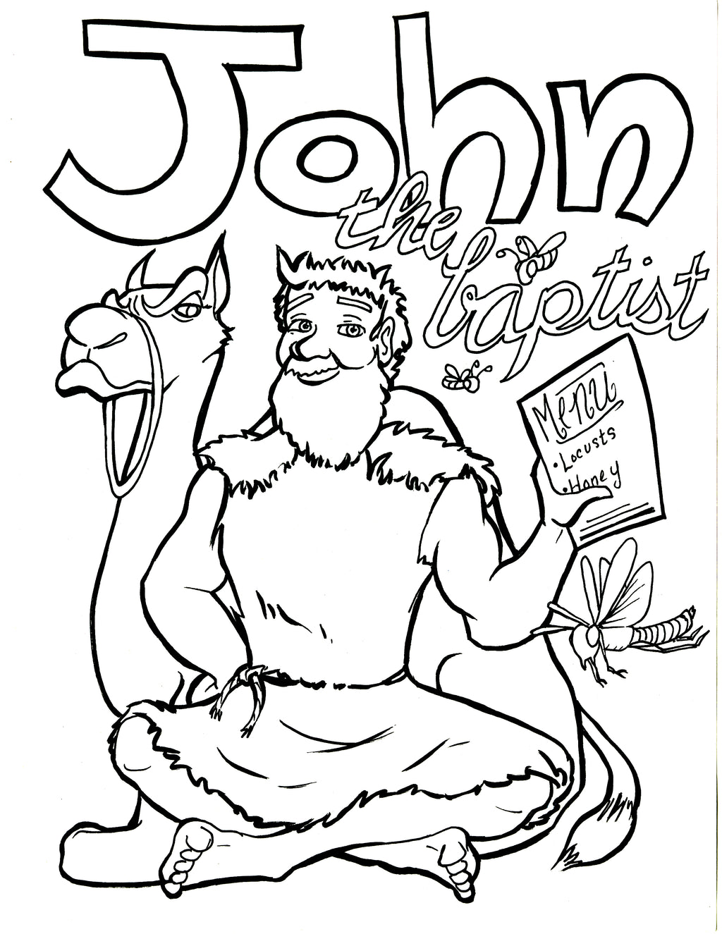 True Worship Coloring Page   Bible coloring pages, Childrens bible ...   1325x1024