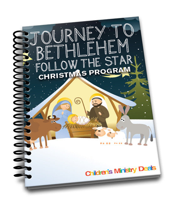 Journey to Bethlehem Christmas Program