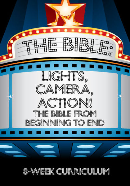 The Bible Lights Camera Action Curriculum Children S