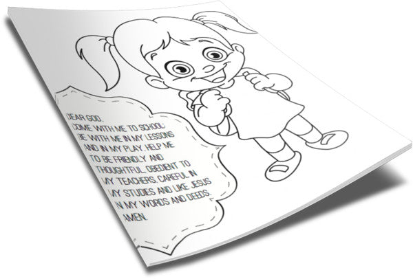 childrens church coloring pages - photo#41