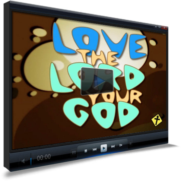 Love The Lord Children's Ministry Worship Video
