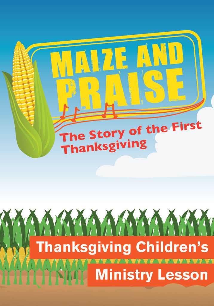 Thanksgiving Children's Church Lesson