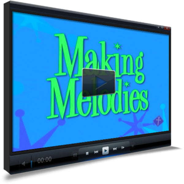 Making Melodies Children's Ministry Worship Video