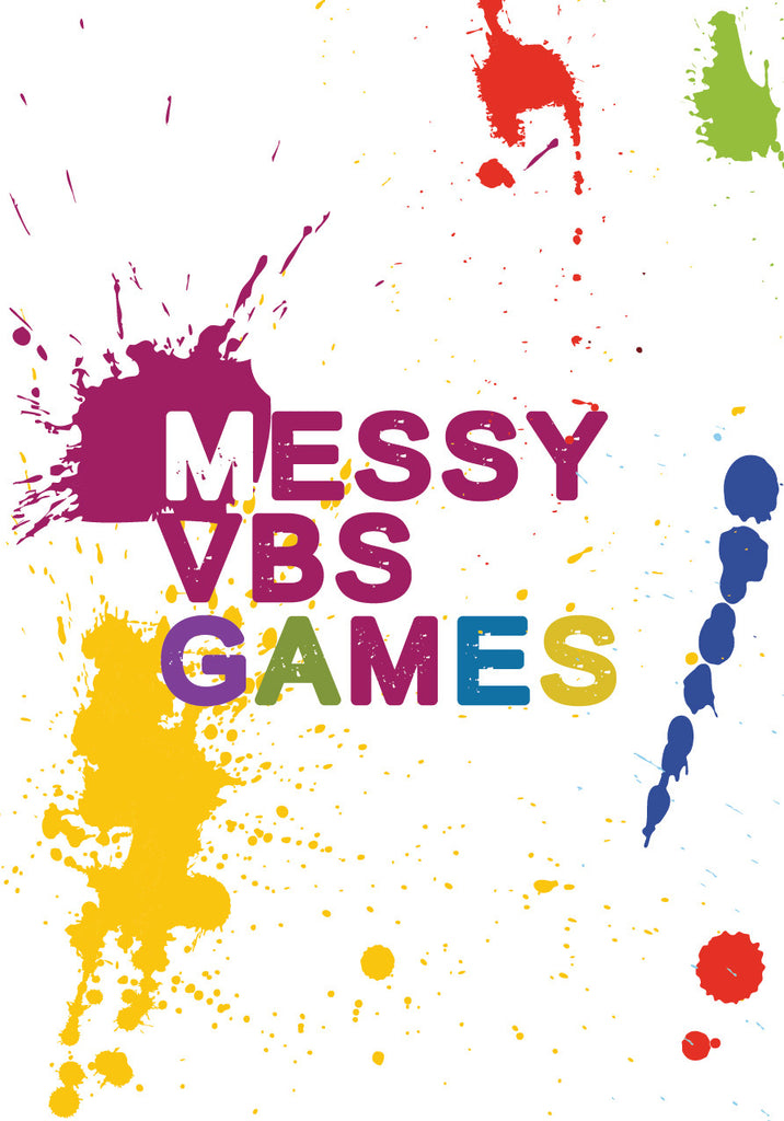 Messy VBS Game Ideas