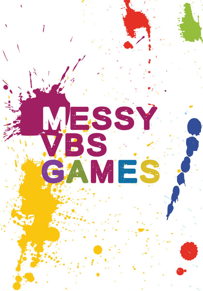 Free Messy Vbs Game Ideas Children S Ministry Deals