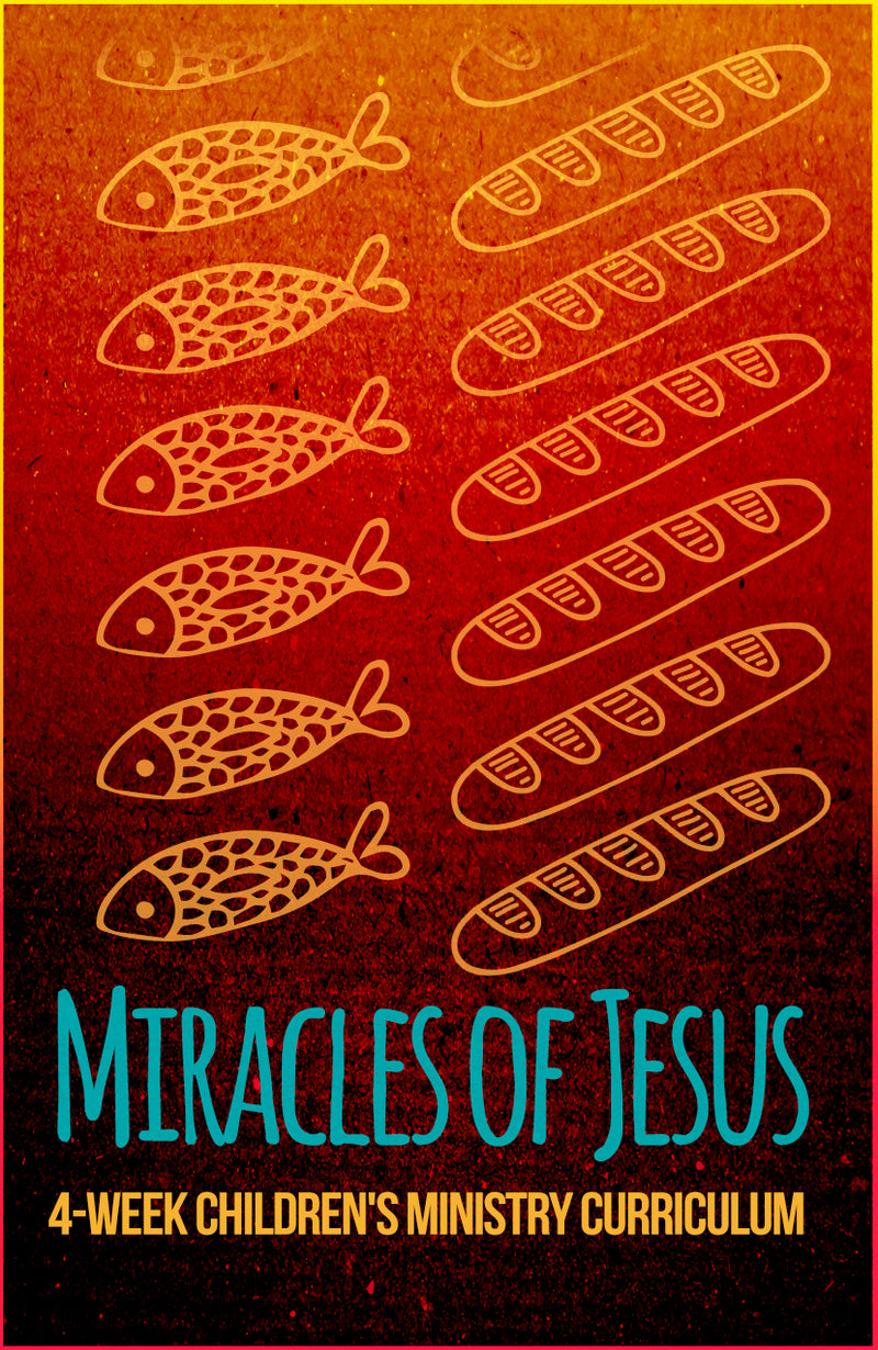 MIRACLES | Children\'s Ministry Deals
