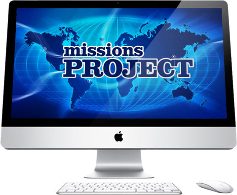Missions Children's Church Graphic