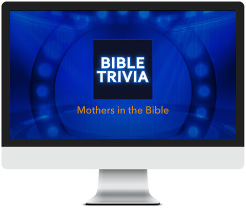Mothers in the Bible Trivia Game for Kids