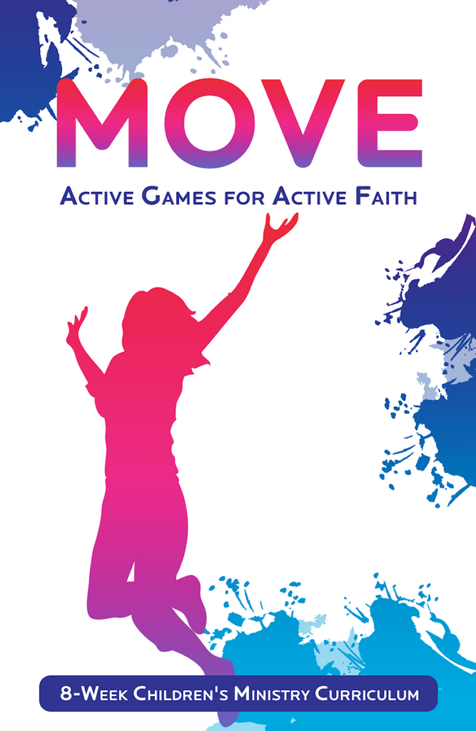 MOVE! 8-Week Children's Ministry Curriculum
