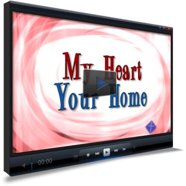 My Heart Your Home Children's Ministry Worship Video