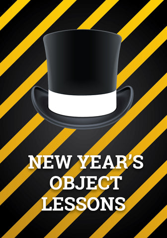 New Year's Day Object Lessons