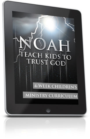 FREE Noah Children's Ministry Lesson