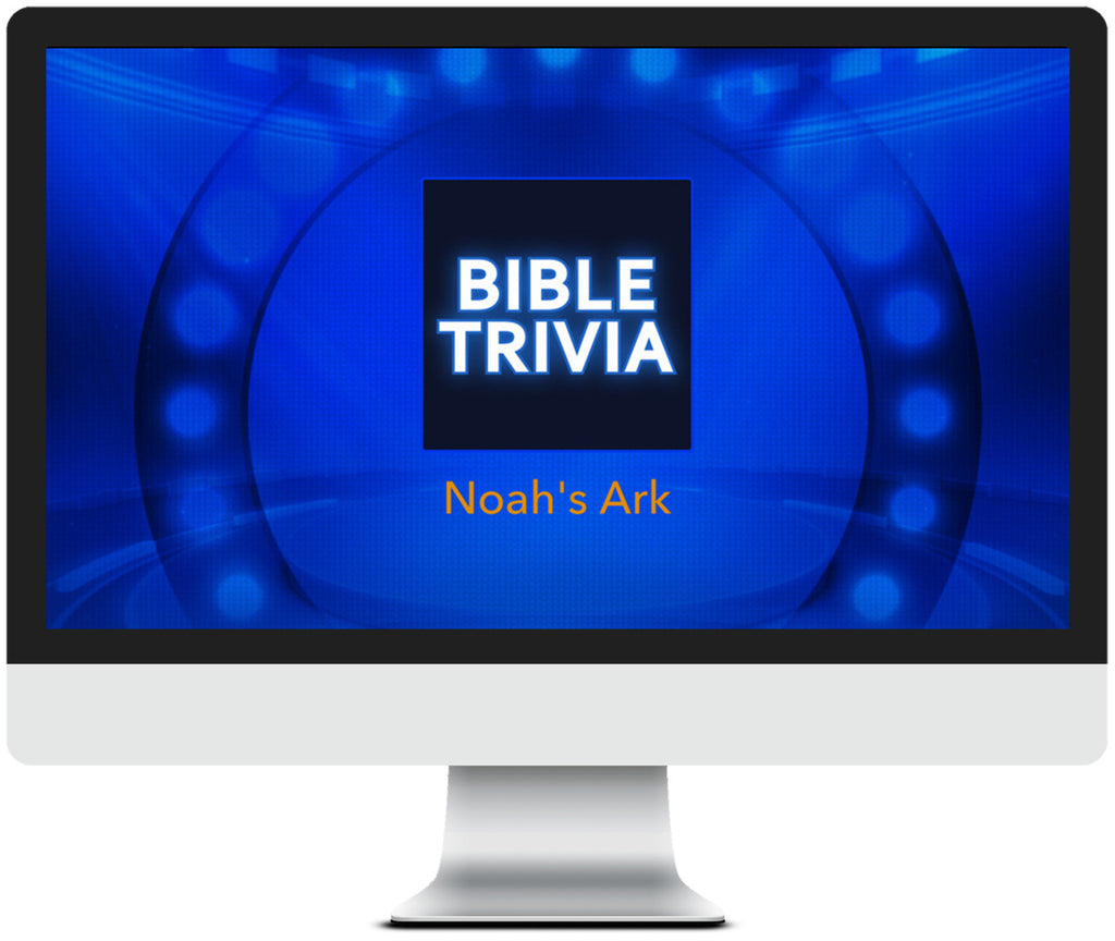Noah's Ark Bible Trivia Game for Kids