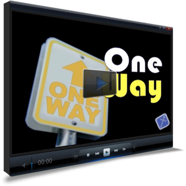 One Way Children's Ministry Worship Video