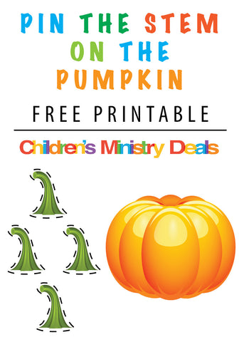 picture about Pumpkin Prayer Printable known as The Epic Pumpkin Tumble Curriculum Package deal Childrens