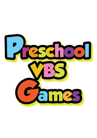 FREE VBS Games For Preschoolers