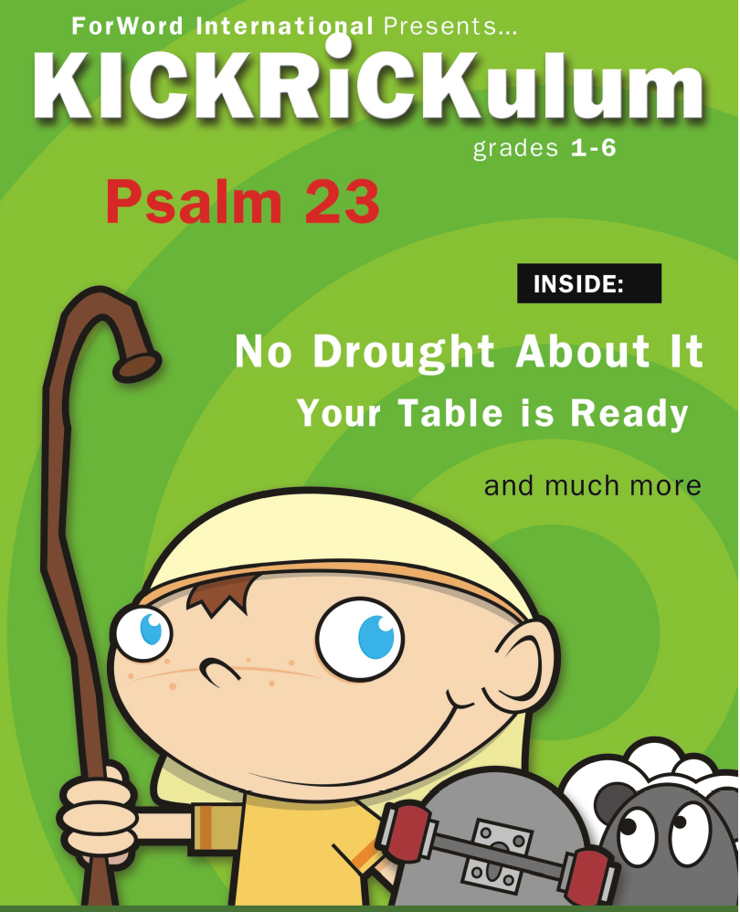 Psalm 23 12-Week KickRickulum